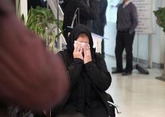 وقتی اشک های همسر و پسر پورحیدری در بیمارستان بند نمی آمد/بغض حسن روشن ترکید