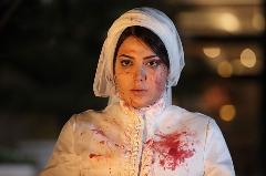 دستگیری بازیگر زن سرشناس به اتهام قتل؛ قسمتی از فیلم سینمایی هیس دخترها فریاد نمی زنند