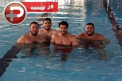 ارتش چاق ترین پسرهای تهران رونمایی شد/ در شب تولد مربی مشهور بدنسازی سنگین وزن های با اراده متحد شدند/ برنامه از شنبه قسمت یازدهم