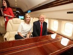 هواپیمای سوپرلوکس ترامپ که میلیون ها دلار پول پایش ریخت