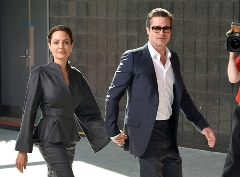 اولین گفتگوی ستاره سینما بعد از طلاق از همسرش: بخاطر بچه هایم وارد دعوا نمی شوم/برد پیت از دلایل جدایی از آنجلینا جولی می گوید