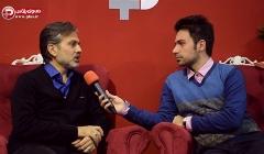 انتقاد مجری تلویزیون از شوخی عجیب مهران مدیری با همکارش: نباید این اتفاق می افتاد/فرشید فهیم مهمان غرفه تی وی پلاس