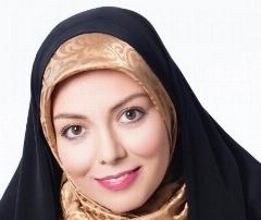 آزاده نامداری: دوست دارم رئیس جمهورم یک زن باشد/ گفتند کاندیدای شورای شهر شوم/گپ سیاسی با مجری تلویزیون