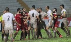 کیروش و یارانش نقره داغ شدند؛ وقت کشی، ناداوری و باران سنگین یقه تیم ملی ایران را گرفت/خلاصه بازی ایران - سوریه مقدماتی جام جهانی 2020