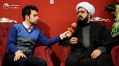 روحانی سرشناس: شما خط قرمزها را رد کردید! / اگر اهل فضای مجازی نباشم که نمی توانم با جوان ها سروکله بزنم/ حاج آقا سعیدیان در گفتگو با تی وی پلاس