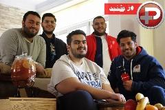 ویدیویی از اولین مهمانی تپل ترین پسرهای تهران در باغ لواسان؛ وقتی غذای رژیمی حال چاقالوها را گرفت؛ از شنبه تقدیم می کند