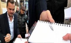 امضاء جالب بازیگر مشهور سوژه شد!