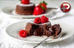 این دسر هیجان انگیز سه سوته درست می شود؛ آموزش تهیه دسر شکلاتی در کمترین زمان ممکن