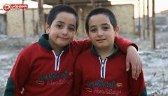 پسری که با گریه های دردناکش، اشک تمام سوپراستارهای ایران را درآورد/آرزوی حسین یک ایران را بسیج کرد/تصاویری غم انگیز از وضعیت نابسامان زندگی در محله بهار اسلامشهر تهران