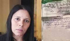 اقدام عجیب داعش برای اعلام خبر مرگ یک تروریست به مادرش