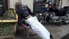 ماجرای جنازهای که در انبار بیمارستان رها شد