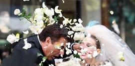 دوست دختر سابق در لباس عروس جشن ازدواج داماد با دختر دیگر را به هم ریخت