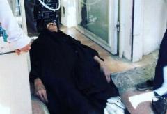 حمله وحشیانه به پیرزن دستفروش اهوازی با شوکر برقی او را تا مرز مرگ برد