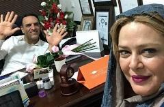 کاهش وزن شدید بازیگر زن مشهور ایرانی