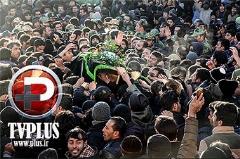ویدیویی از وداع مردم با مردی که حنجره اش را وقف امام حسین کرد/مردی که همه از کیفیت صدایش شگفت زده می شدند/گزارشی از مراسم تشییع پیکر مرحوم سلیم موذن زاده اردبیلی