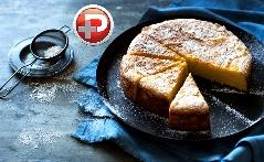 عجیب ترین کیکی که تا به حال دیدید! / آموزش پخت یک کیک پرتقالی هیجان انگیز بدون نیاز به آرد