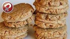 کوکی های خوشمزه را با ترفند هایی ساده در مدل های مختلف خودتان در منزل تهیه کنید؛ اینبار آموزش تهیه کوکی جو با کره بادام زمینی