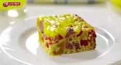 صبحانه یا میان وعده ای بی نظیر که با آن بمب انرژی می شوید؛ آموزش تهیه املت سوسیس و پنیر به سبکی کاملا متفاوت که تا به حال ندیدید