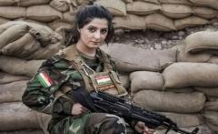 داعش برای سر دختر ایرانی یک میلیون دلار جایزه گذاشت