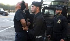 دستگیری هشت مرد و زن برهنه در خانه فساد زوج آملی