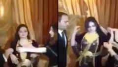 این خانم با لباس عروس میلیاردی اش یک کشور را بهم ریخت