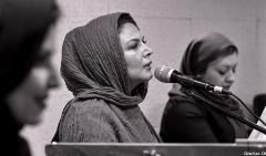 شهره سلطانی، بازیگر مطرح تلویزیون از برگزاری کنسرت در تالار وحدت می گوید!