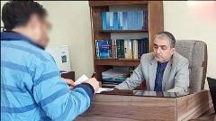 سلاخی وحشیانه همسر و دختر یک ساله در خواب / حسین محاکمه شد