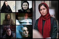 پریناز ایزدیار صدرنشین ستاره های زن سینمای ایران/پرکارترین بازیگران زن جشنواره فیلم فجر را بشناسید