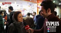 ویدیویی از ازدحام دختر و پسرها در شهرهای مختلف ایران بخاطر خوردن یک بستنی خاص!!