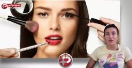 آمارهایی باورنکردنی از ساعت هایی که خانم ها جلوی آینه آرایش می کنند!