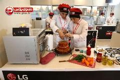 این دو دختر ایرانی رویایی ترین جایزه آشپزی سال را بردند/ دختری که از ترس مادرش برنامه های سفر خارجی را لو نداد/ شاخ های آشپزی ایران در بزرگترین مسابقه آشپزی ال جی