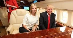 اخراج مسافر هواپیما بخاطر کاری که با دختر آقای رئیس جمهور کرد!