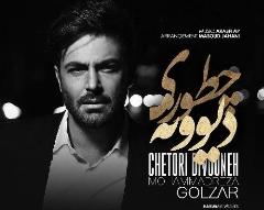 """موزیک جدید محمدرضا گلزار به نام """"چطوری دیوونه"""" را از تی وی پلاس بشنوید و دانلود کنید"""