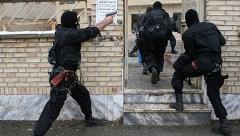 فیلم لحظه دستگیری گروگانگیران خشن توسط پلیس