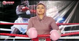اولین ویدیو از پشت صحنه تمرینات جنگنده ترین دختر ایران/ یکساله دعوت کردم خانمی برای مبارزه بیاد ولی خبری نیست