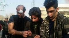 قتل جنین زن باردار توسط دزدان سوپرمارکت های تهران+فیلم