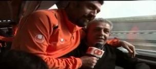 آخرین مصاحبه بازیکن باشگاه پرسپولیس که امروز درگذشت