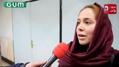 رامبد جوان با نگارش همه را غافلگیر کرد/صف طولانی مردم در سینما فلسطین برای فیلم نگار/گزارش مردمی