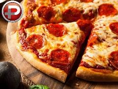 این پیتزای خانگی جذاب را بدون نیاز به فر تهیه کنید؛ سریع و آسان