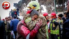 نماهنگ شهدای آتش نشان با صدای حامد زمانی برای حادثه ناگوار ساختمان پلاسکو
