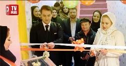 ستاره ها در جشن افتتاحیه اولین مرکز علمی تفریحی کودکان بی بضاعت/به همت خیریه دستهای مهربان