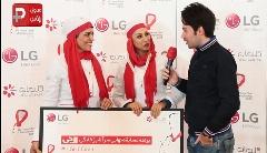 خانم هایی که مهمان ویژه کمپانی ال جی در دوبی شدند/ در فینال مسابقه بهترین سرآشپز خانگی ایران برنده مشخص شد/اختصاصی تی وی پلاس