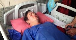 امیر تاجیک مشکوک به سرطان بوده است/برای شفایش دعا کنید: آخرین وضعیت جسمانی خواننده پاپ ایران بعد از جراحی روی صورت از زبان مدیربرنامه هایش