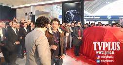 حمید گودرزی مهمان ویژه رونمایی از خودروی لاکچری/محبوب ترین برندهای اتومبیل دنیا جدیدترین محصولاتشان را برای اولین بار رونمایی کردند/گزارش ویژه تی وی پلاس از نمایشگاه پرشور خودروی تهران
