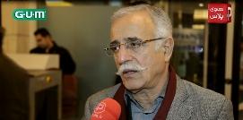 مجری مشهور تلویزیون در کاخ جشنواره: دوست دارم بازیگری را هم در کارنامه ام داشته باشم/ عبدالله اسکندری: من نباید پاسخگوی استفاده از صورت های عمل شده در فیلم های تاریخی باشم/در حاشیه جشنواره فیلم فجر