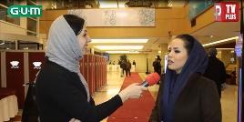 ملیکا شریفی نیا: از سیمرغم هنوز انرژی میگیرم/متاسفانه فیلمم در جشنواره رد شد/در حاشیه جشنواره