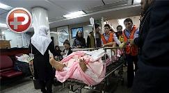 اولین ویدیو از مصدومان ساختمان پلاسکو در بیمارستان