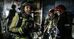 زنده زنده آتش گرفتن آتش نشان های حادثه پلاسکو به روایت یک شاهد عینی قهرمان