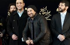 مجید صالحی: باید پول حلال دربیاورم، حتی در فیلم های سخیف/ گریه کردن در فیلم، آسان ترین کار با این وضعیت جامعه است/ فرش قرمز و نشست خبری چراغ های ناتمام