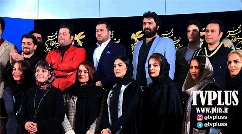 رونمایی فیلم هدیه تهرانی و پژمان بازغی/گزارش اختصاصی تی وی پلاس از فرش قرمز فیلم اسرافیل